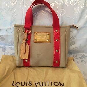 Aithentic Louis Vuitton cabas